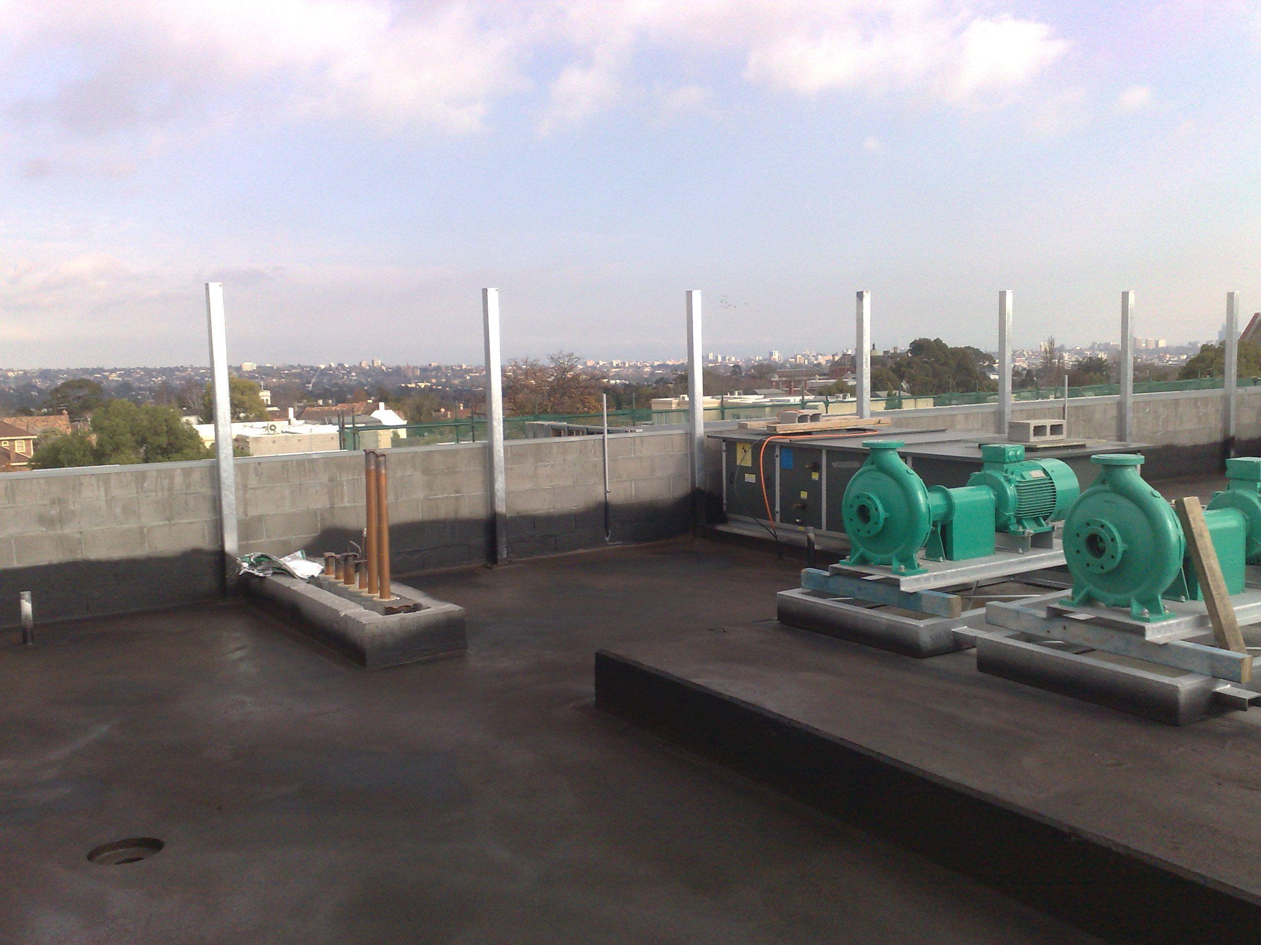 Roof Repairs & Membrane
